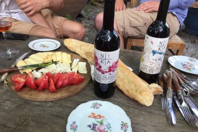 vins géorgien